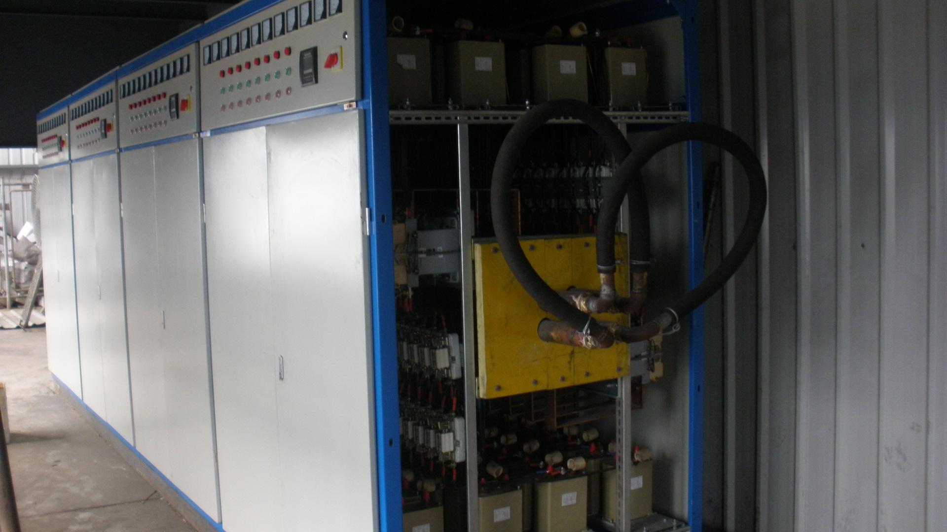 机床配电柜接线
