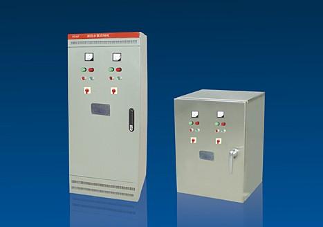 消防应急双电源配电箱消防控制接线图