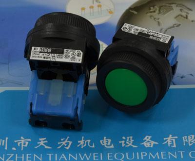 产品详细: fuji富士按钮开关ar30f0r  采用操作部背面安装方式,无需