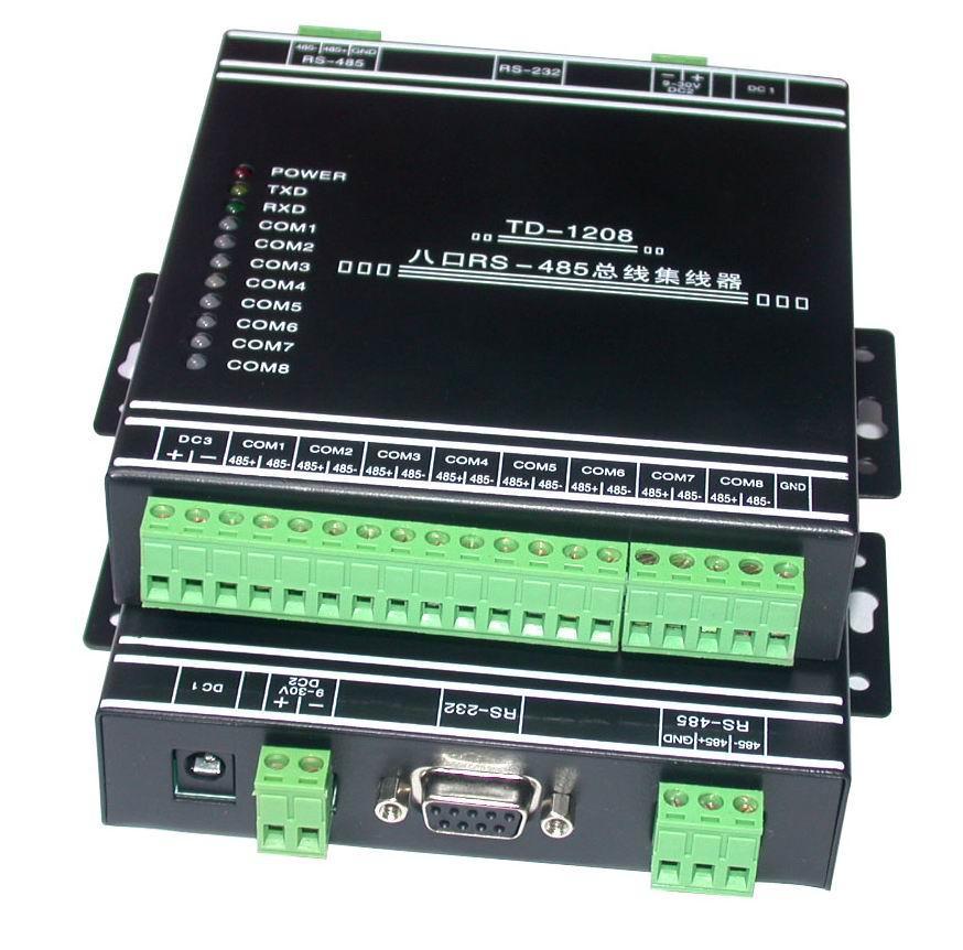 八口RS485集线器 >> 八口RS485集线器  >>