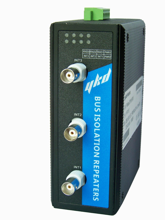CONTROLNET总线隔离中继器 >> CONTROLNET总线隔离...