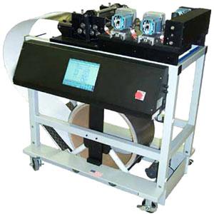 arete channel letter machine