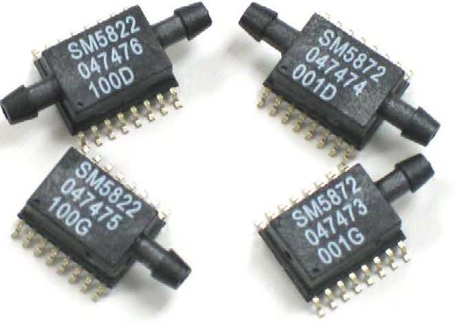 smi5822扩散硅微压力传感器