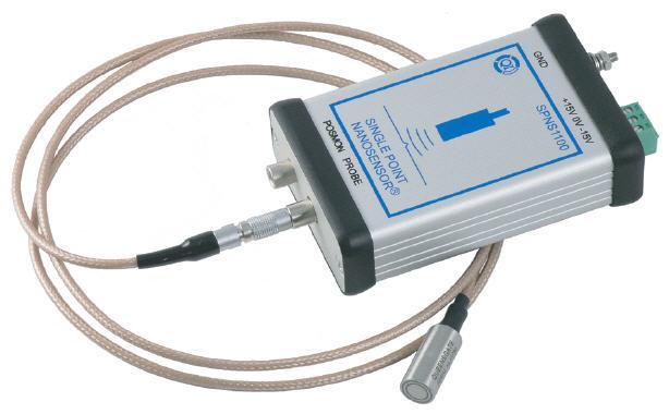 供应zcs1100精密单极性电容位移传感器;; zcs1100精密单极性电容位移