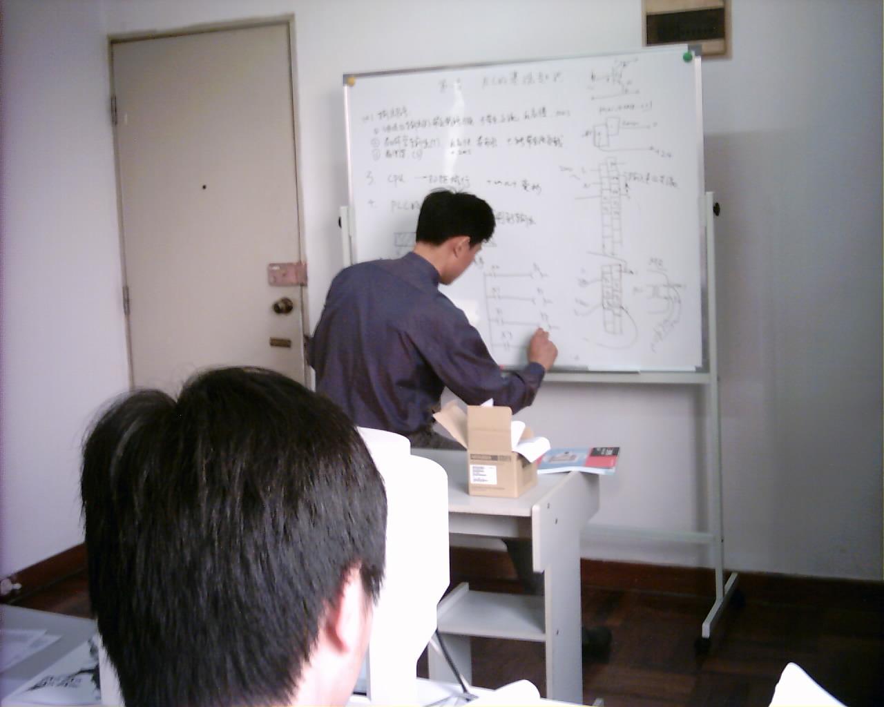 三菱fx系列plc培训