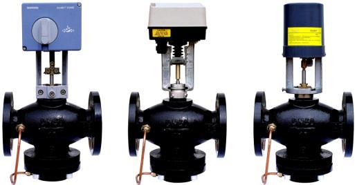 个人供应河北同力专业生产动态电动平衡阀