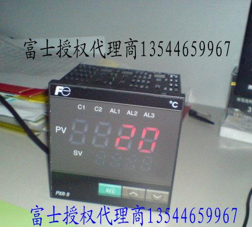 pxr-5温控仪接线实物图