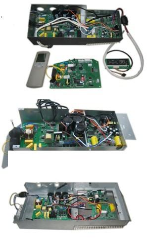 变频空调控制器技术特点