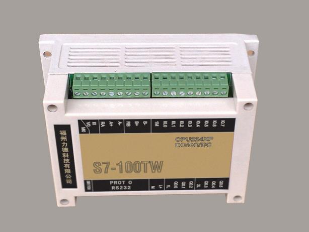 自带模拟量输入输出 完全兼容西门子plc