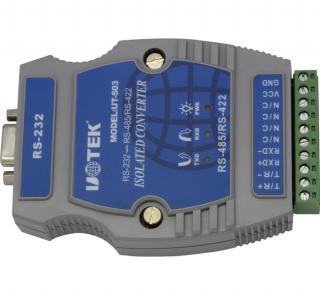 与兼容rs-232c标准接口相连,rs-422,rs-485端通过十位接线柱为输出端.