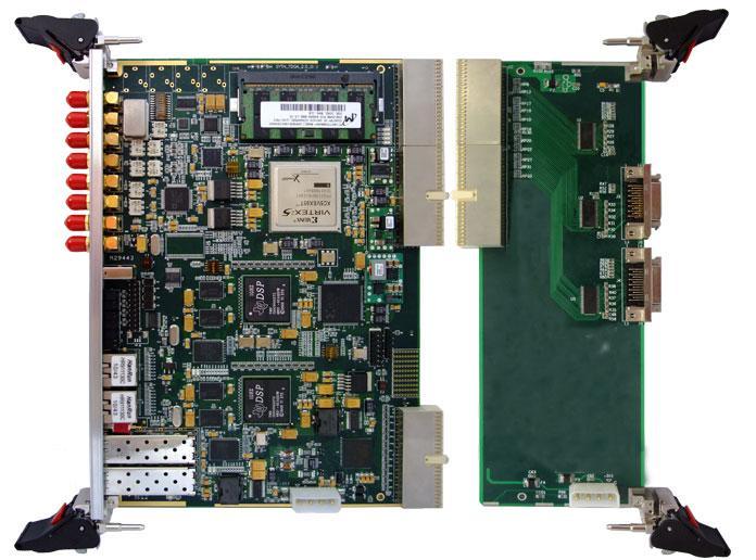 电路用于软件无线电系统